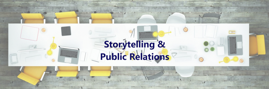 Storytelling & Public Relations